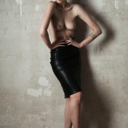 Fashion Nude Model - Types of Modeling