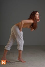 Willa Summer Pants - V2 - Fashion Nude Photography - Part 1