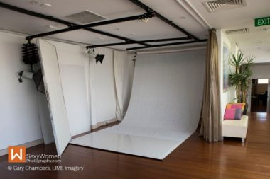 Old Studio - Setting Up A Photo Studio for Business