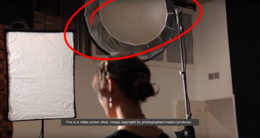 Feature Image - Curated Video Content - Table Top Lighting - Feathering the Light for ultra-softness - 2