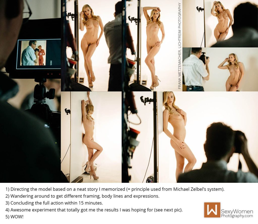 Flow Posing - Behind The Scenes with Playmate Coxy Dominika copy