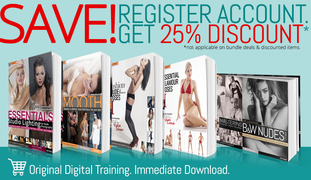 Sexy Digital Photography Training - Categories - General Discount Teaser